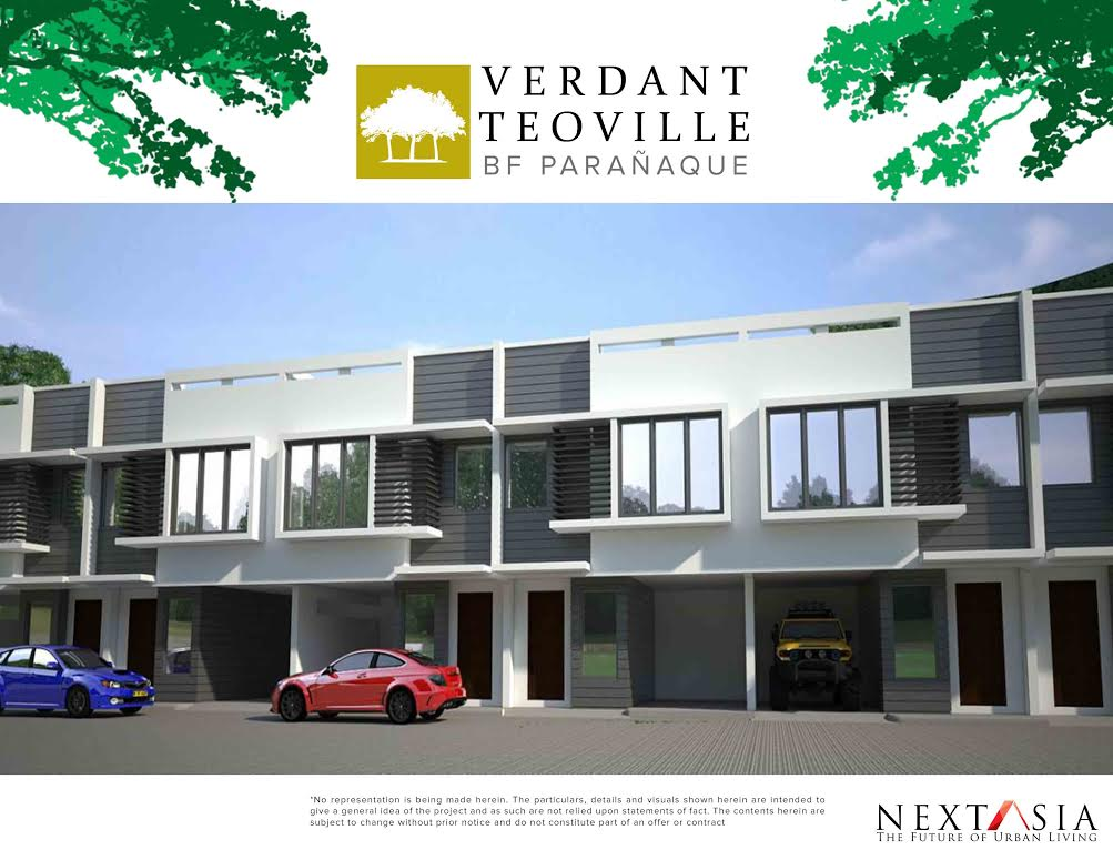 BRAND NEW TOWNHOUSE in BF PARAÑAQUE!