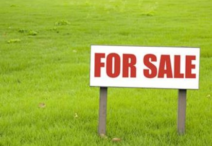 Residential lot dor sale with old improvement