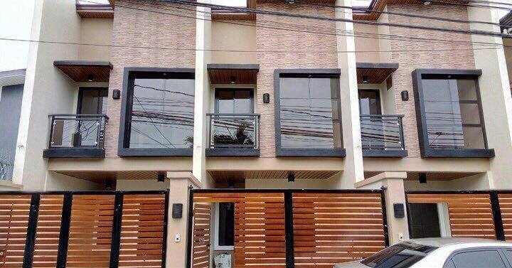 Pre selling townhouse for sale in Brgy Marcelo